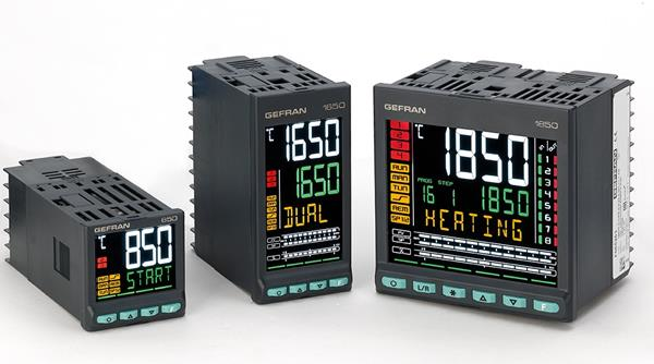 Gefran's new series of performance series PID controllers