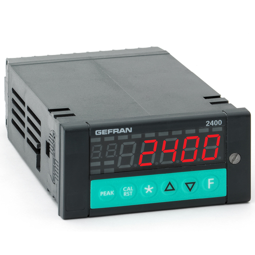 Indicators Alarm Units Gefran
