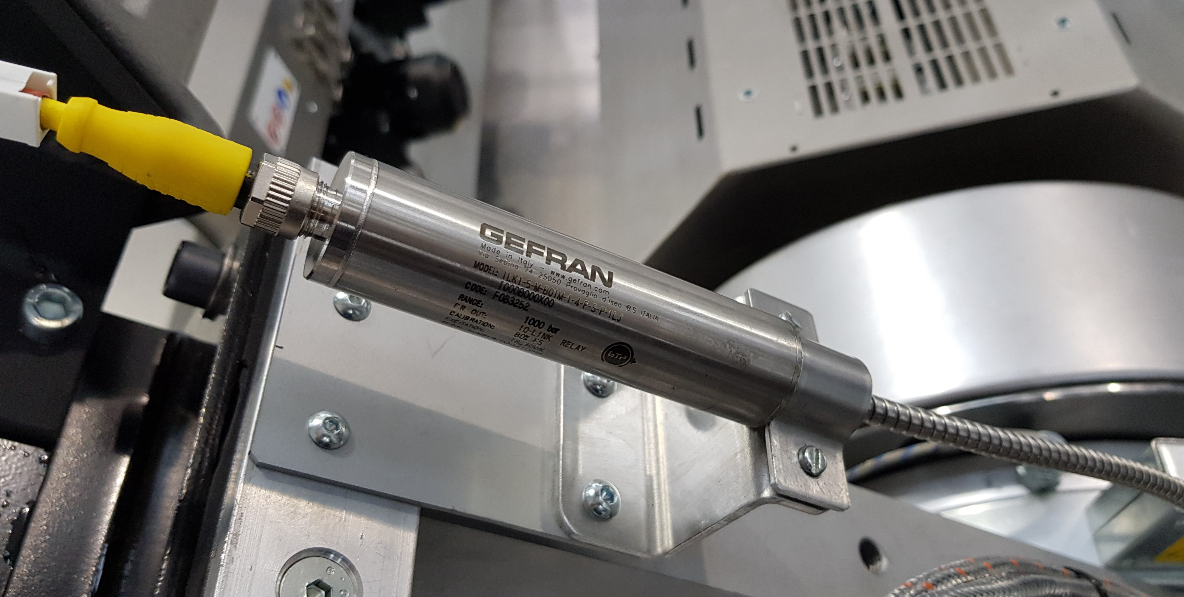Gefran and Macchi: a valuable collaboration in the  blown film extrusion sector