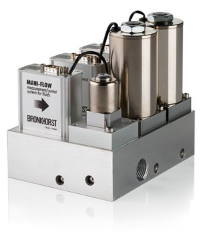 Flow Products - MANI-FLOW Customised Manifold Solutions for Mass