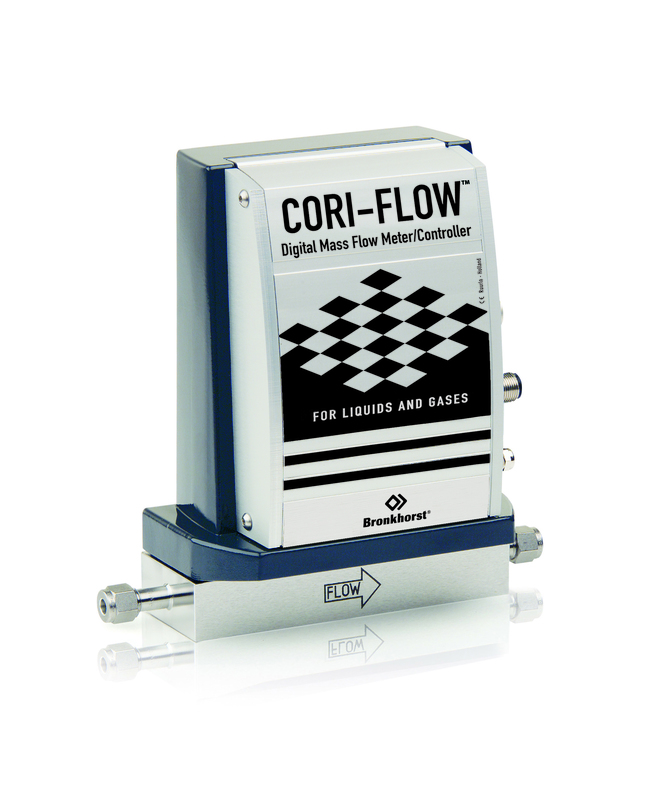 Show cori flow mfm left white