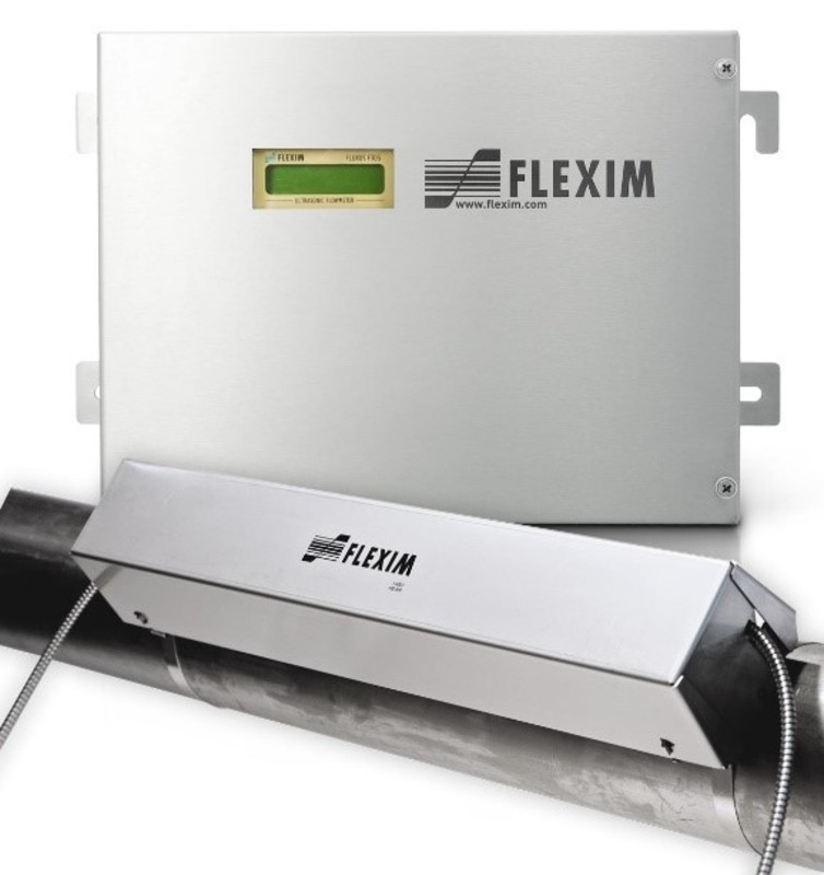 Flexim - Ultrasonic Flow- and Concentration Meters - Gefran