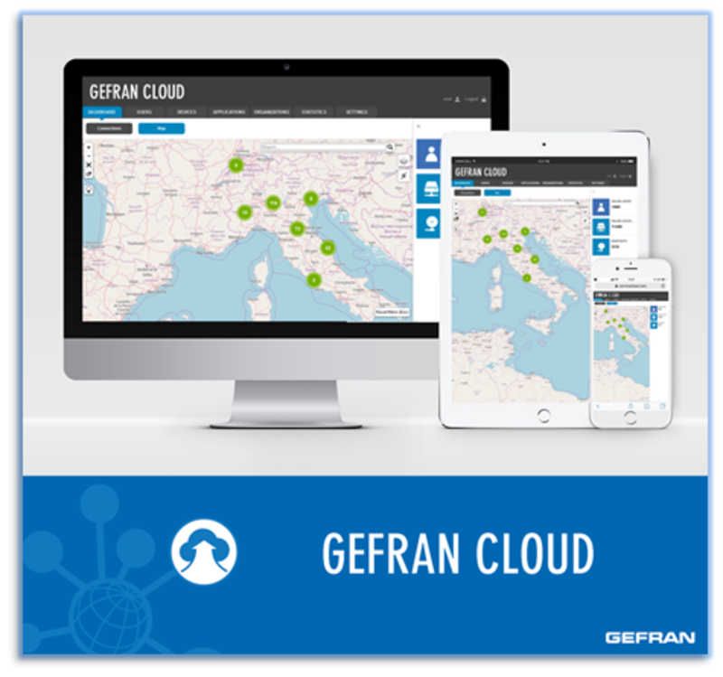 Show gefran cloud